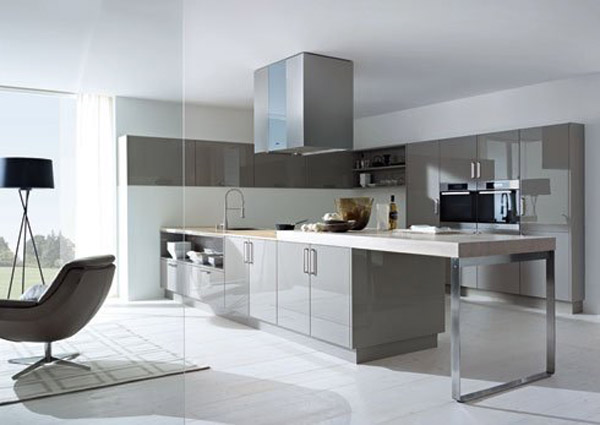 Moderne for Modern german kitchen designs