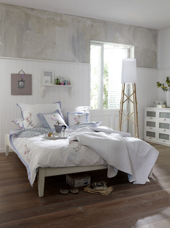 schlafzimmer im landhausstil foto. Black Bedroom Furniture Sets. Home Design Ideas