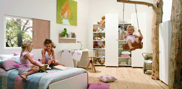 kinderzimmer alles zum thema kinderzimmer bei. Black Bedroom Furniture Sets. Home Design Ideas