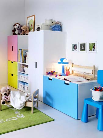 mitwachsende m bel f r das kinderzimmer. Black Bedroom Furniture Sets. Home Design Ideas