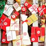 24 einzelne Päckchen als Adventskalender (Quelle: Thinkstock by Getty-Images)