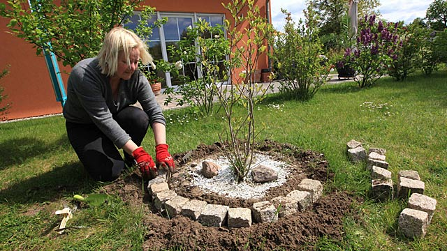 beeteinfassung garten einebinsenweisheit. Black Bedroom Furniture Sets. Home Design Ideas